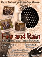 On Broadway Presents Fire and Rain