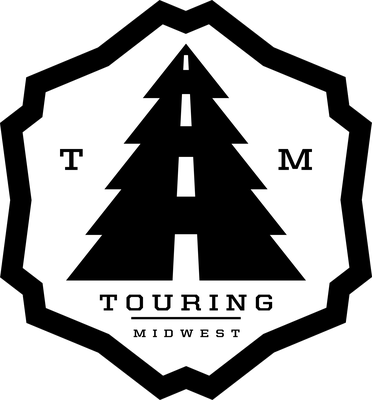 Andrew Manuel | Touring Midwest logo