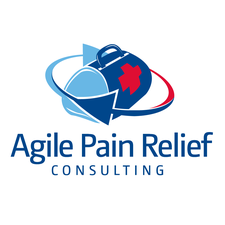 Agile Pain Relief Consulting, Evelyn Tian logo