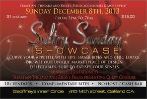 Sultry Sunday Showcase