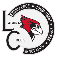 Laguna Creek High School Drama Club logo