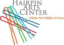 Hairpin Arts Center logo