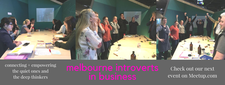 Melbourne Introverts in Business logo