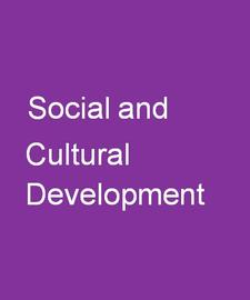 Social and Cultural Development  logo