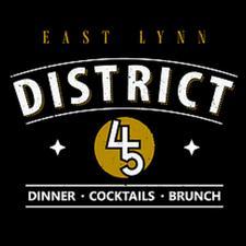 District 45 logo