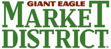 Giant Eagle Market District logo