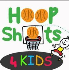Hoop Shots, LLC.  logo