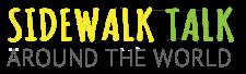 SIDEWALK TALK: A Non Profit Community Listening Project logo