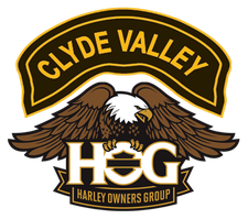Clyde Valley HOG logo