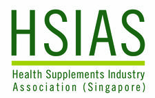Health Supplements Industry Association of Singapore (HSIAS) logo