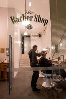 Etsy Dudes with The Barber Shop