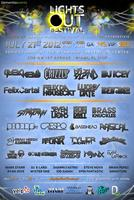 Lights Out Festival Miami Florida