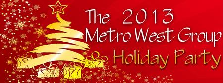 Metro West Group Holiday Party