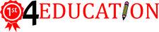 1st 4 Education logo