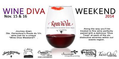Wine Diva Weekend 2014