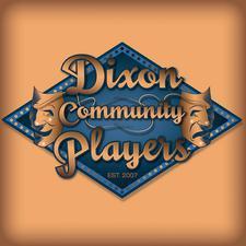 The Dixon Community Players logo