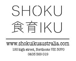 celebration and fundraising with shokuiku, organic,...