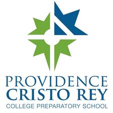 Providence Cristo Rey High School logo