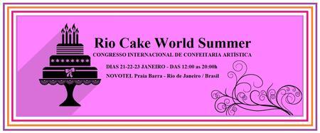RIO CAKE WORLD SUMMER