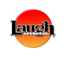 The Laugh Factory – Hollywood logo