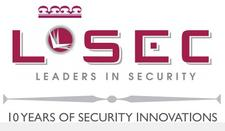 LSEC - Leaders In Security, Basque Region for CyberSecurity and the TRINITY project. logo