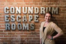 Conundrum Escape Rooms logo