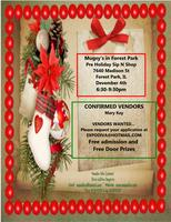Mugsy's Holiday Sip N Shop ~ Vendor Events ~ Dec 4th
