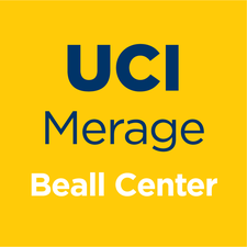 Beall Center for Innovation and Entrepreneurship and UCI Applied Innovation logo
