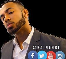 KAINE HRT  logo