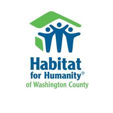 Habitat for Humanity of Washington County logo