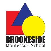 Brookside Montessori logo