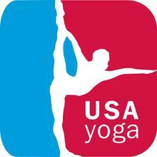 The United States Yoga Federation logo