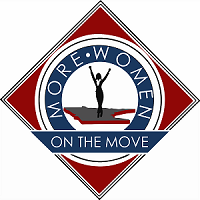 MORE WOMEN ON THE MOVE logo