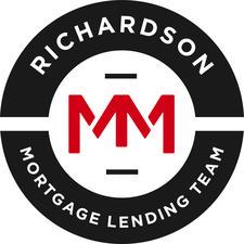 The Richardson Lending Team With Movement Mortgage logo
