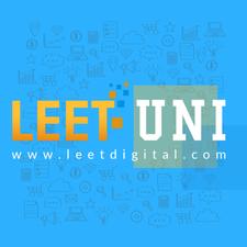 Leet Digital University  logo