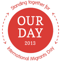 #OurDay 2013 - Standing together for International...