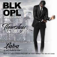 THURSDAY 10.19.27 :: THE OPAL - ALL BLACK AFFAIR @...