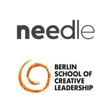 Needle & The Berlin School of Creative Leadership logo