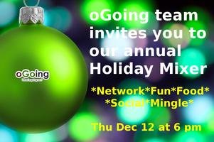 Orange County Holiday Mixer - Fun, Food, Celebration &...