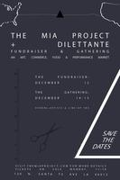 The MiA Project Holiday Bazaar + 12/14 Wardell Performance
