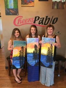 Cheers Pablo Coon Rapids  logo