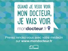 MonDocteur logo