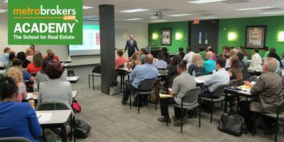Salesperson's Pre-License Course - Gwinnett Day Class