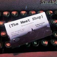 The Meet Shop logo