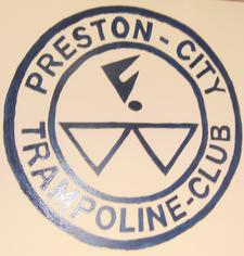 Preston City Trampoline Club logo