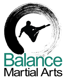 Balance Martial Arts logo