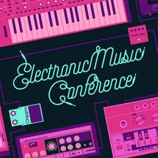 Electronic Music Conference  logo