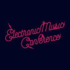 Electronic Music Conference  logo