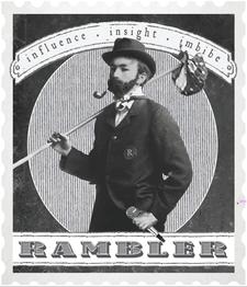Rambler.  logo