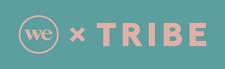WeWork x The Tribe School logo